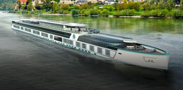 Νέα κρουαζιερόπλοια από τα ναυπηγεία της Γερμανίας