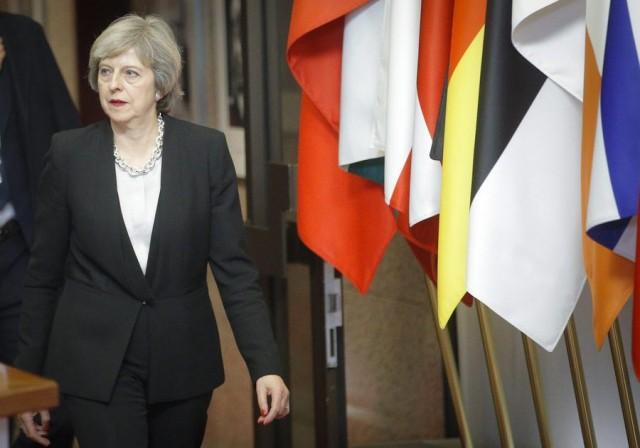 Οι βασικές γραμμές της Μεγάλης Βρετανίας για την έξοδο από την Ε.Ε.