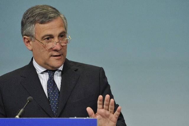 Ο Antonio Tajani ο νέος Πρόεδρος του Ευρωπαϊκού Κοινοβουλίου