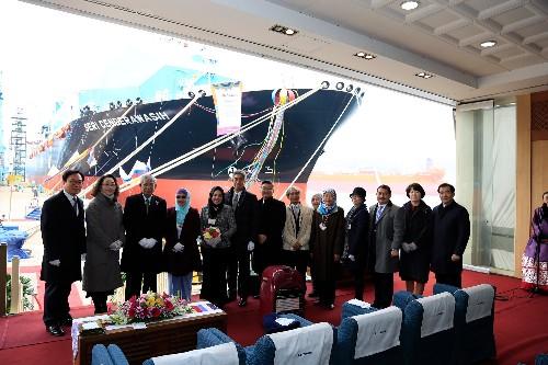 Η εταιρεία MISC παραλαμβάνει δεύτερο πλοίο μεταφοράς LNG τύπου MOSS