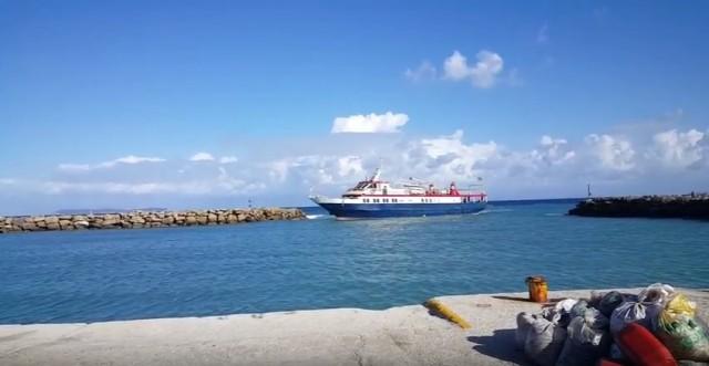Νέο λιμάνι θα αποκτήσει το Μαθράκι, το μικρότερο από τα Διαπόντια νησιά