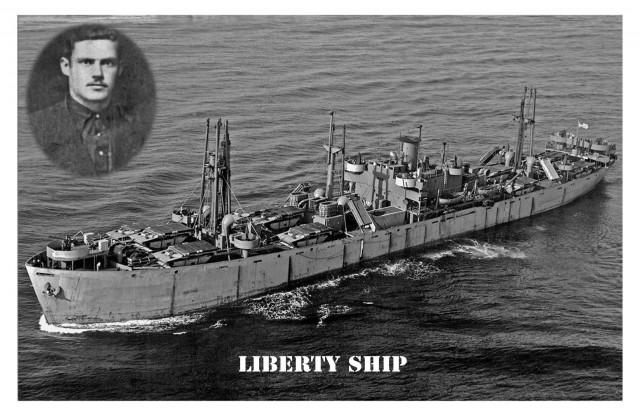 Η ιστορία των Λίμπερτυ μέσα από τα μάτια ενός Έλληνα ναυτικού