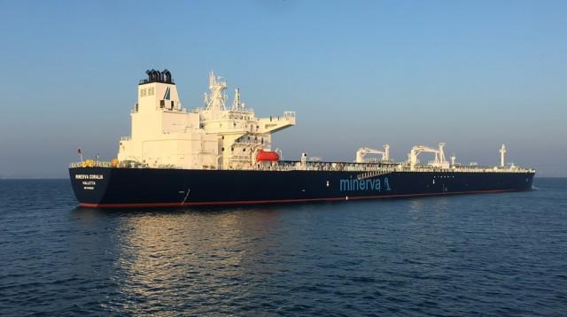 Νεότευκτο Aframax για τη Minerva Marine