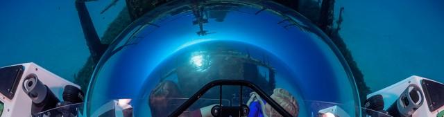 Υποβρύχια σκάφη αναψυχής: Ξεφεύγοντας από τα συνηθισμένα