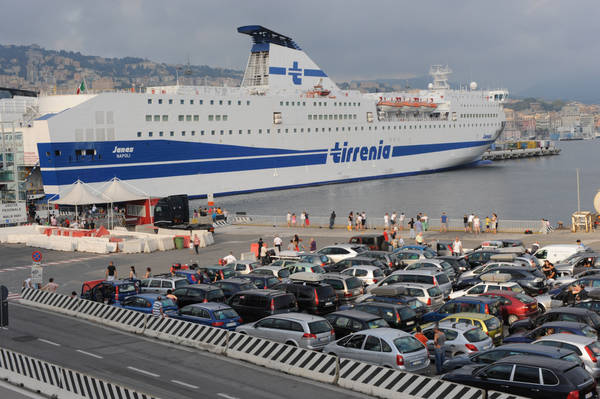 Η Ένωση Πλοιοκτητών της Ιταλίας εγκρίνει την Marebonus και Ferrobonus