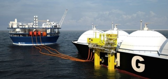 Tο LNG παρέχει μια βιώσιμη λύση μακροπρόθεσμα