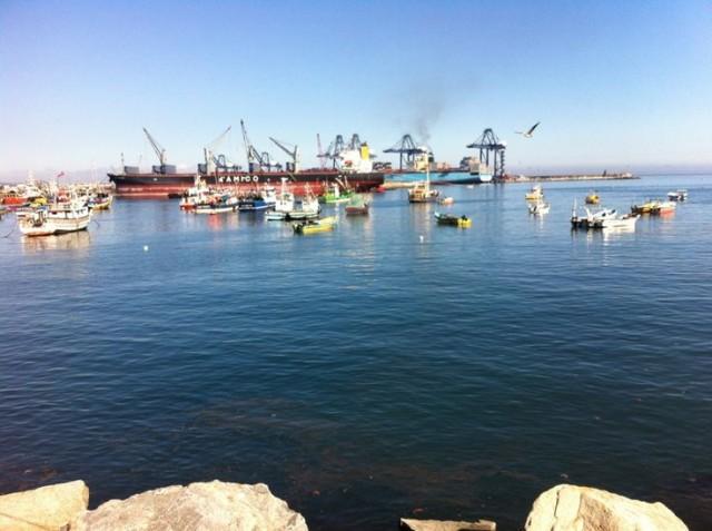 Προτάσεις για την υιοθέτηση πράσινων πρακτικών από τα λιμάνια της Χιλής