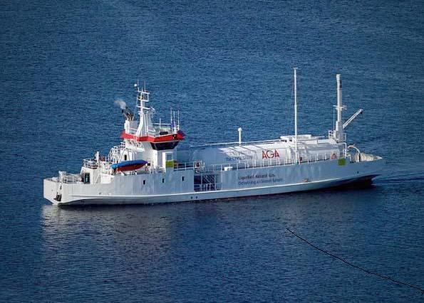 Το νέο συμβόλαιο της MAN Cryo με την Τουρκική Sefine Shipyard
