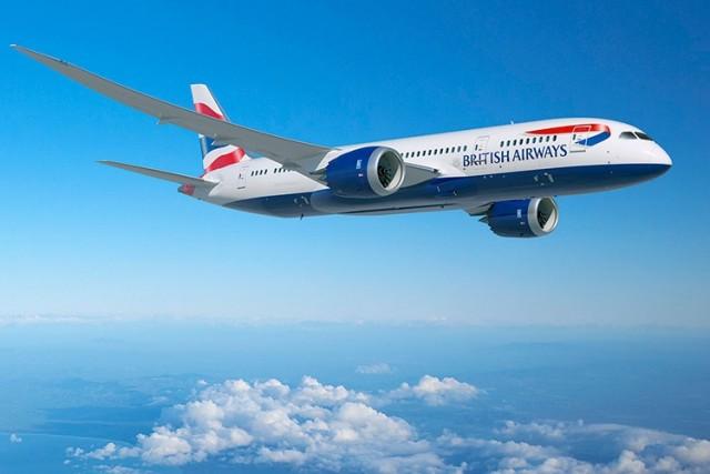 Eπέλαση της British Airways σε όλη την Ελλάδα