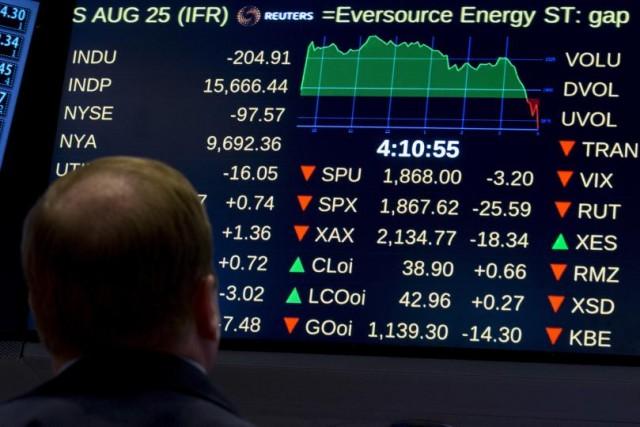 Σε ιστορικά υψηλά επίπεδα οι δείκτες Dow Jones και Nasdaq
