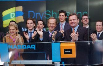 Σε πώληση πακέτου μετοχών προχώρησε η Dryships Inc.