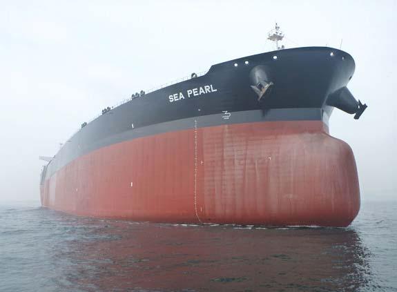 Παραλαβή νέου πλοίου για την Pantheon Tankers