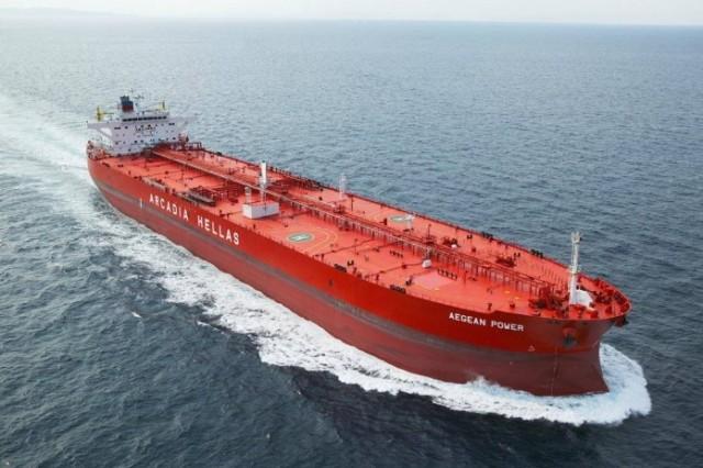 Tο βραβείο «BEST PSC PERFORMANCE» έλαβε το πετρελαιοφόρο AEGEAN POWER