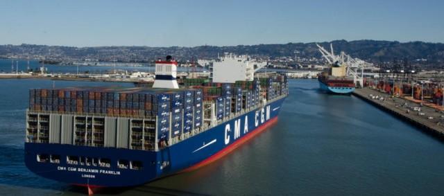 $600 εκ. επενδύσεις στο λιμάνι του Oakland