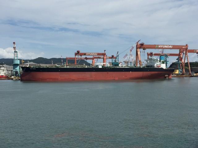 Το νεότευκτο VLCC Sea Pearl (φωτογραφίες)