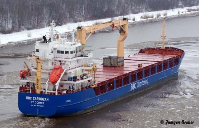 Πειρατική επίθεση σε φορτηγό πλοίο στα ανοικτά της Νιγηρίας