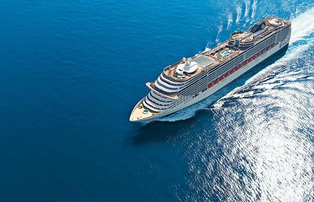 Η MSC Cruises θέτει στόχο τους 3,4 εκατ. επιβάτες για το 2022