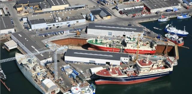 Τα ναυπηγεία της Δανίας δείχνουν τον δρόμο για την ανταγωνιστικότητα