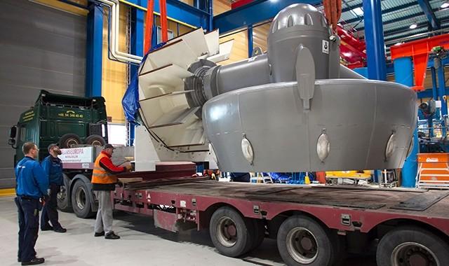 Η Rolls-Royce είναι η πρώτη επιλογή της Damen για τον εξοπλισμό πρόωσης