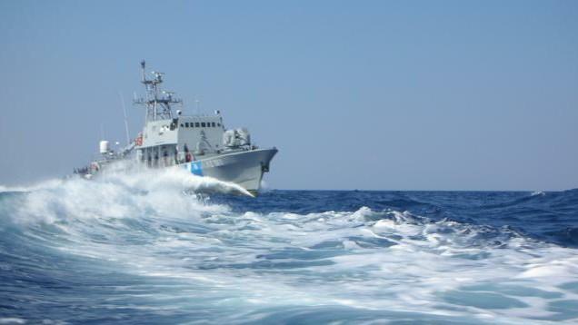 Φορτηγό πλοίο, που μεταφέρει σιτηρά, προσάραξε σε ύφαλο βόρεια της Λέσβου