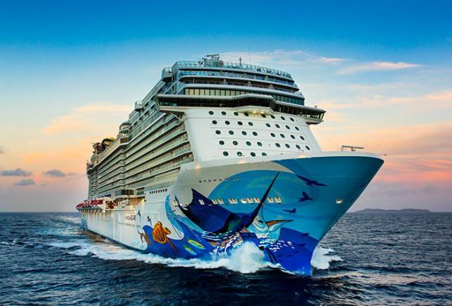 Νέα κρουαζιερόπλοια για τη Norwegian Cruise Line αξίας €3,2 δις από ιταλικά ναυπηγεία