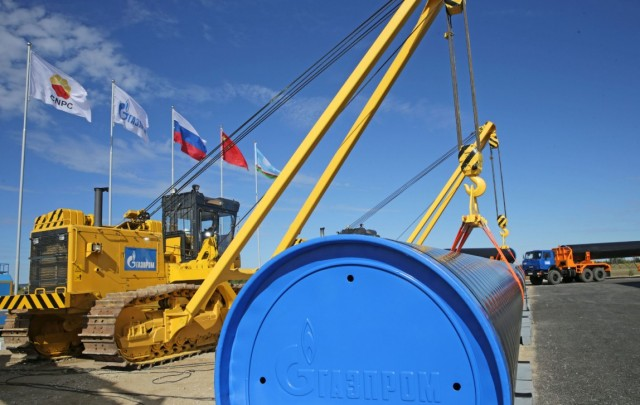 Η ρωσική Gazprom και η κινεζική CNPC ενισχύουν τη συνεργασία τους
