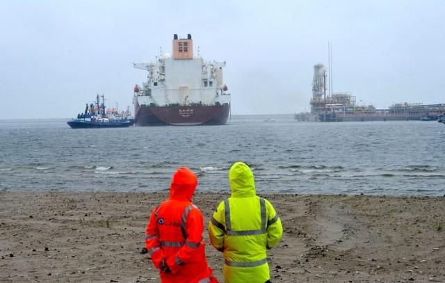 Ρεκόρ εισαγωγών στα LNG φορτία για την Πορτογαλία