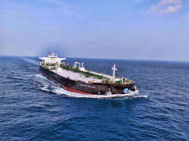 """Το """"Maran Helen"""" είναι το 42ο πλοίο της Maran Tankers Management"""