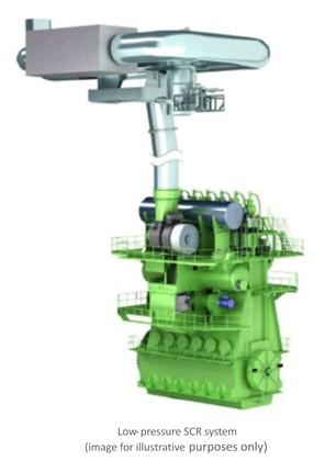 Την πρώτη παραγγελία για σύστημα SCR έλαβε η Hitachi Zosen