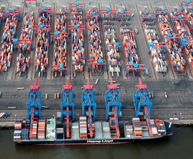 Η Κίνα ξεπερνά τις ΗΠΑ και την Γαλλία ως κύριος εμπορικός εταίρος της Γερμανίας