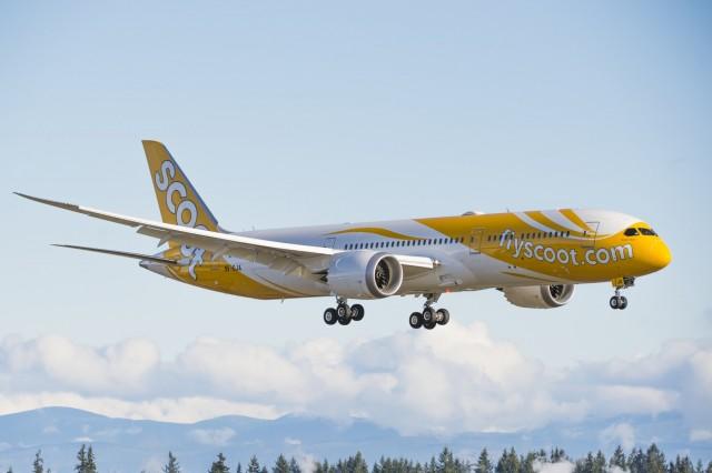 Σιγκαπούρη – Αθήνα, η μεγαλύτερη πτήση από αερομεταφορέα χαμηλού κόστους, ξεκινά