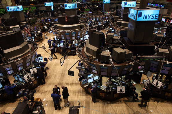 Aμερικανικό χρηματιστήριο: θεωρείται προδιαγεγραμμένη η άνοδος των επιτοκίων από την Fed