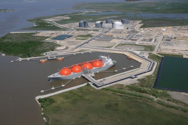 Στόχος των ΗΠΑ η κυριαρχία τους στην αγορά του LNG