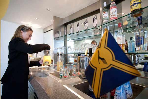 Η Lufthansa ολοκλήρωσε την ανακαίνιση της Business Lounge στον Διεθνή Αερολιμένα Αθηνών