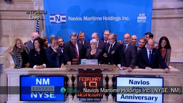 Δάνειο $405 εκατ. για την Navios Maritime Partners L.P.