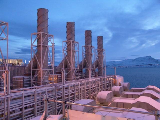 Επενδυτική εταιρεία χρηματοδοτεί την κατασκευή κέντρων ανεφοδιασμού LNG καυσίμου