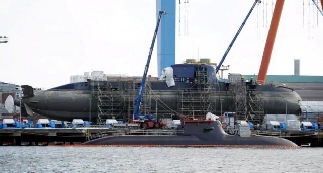 Γερμανο-νορβηγική «συμμαχία» για τη ναυπήγηση υποβρυχίων