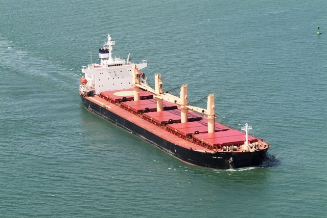 Η Star Bulk Carriers βραβεύεται για τα υψηλά πρότυπα ποιότητας στα πλοία της