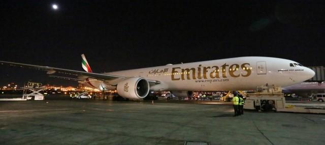 Καλησπέρα Νέα Υόρκη από την Emirates