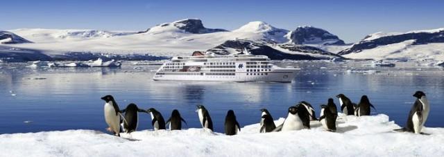 Δυναμική είσοδος των κρουαζιερόπλοιων της Hapag-Lloyd στην Ανταρκτική