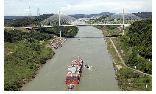 Η Διώρυγα του Παναμά εφαρμόζει σύστημα διαχείρισης για τις αυξημένες ροές