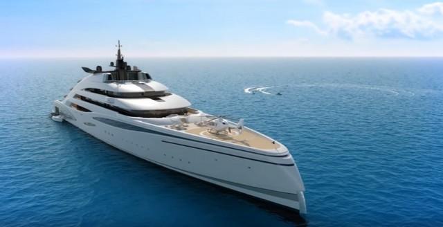 Ένα εντυπωσιακό resort-yacht από την Oceanco