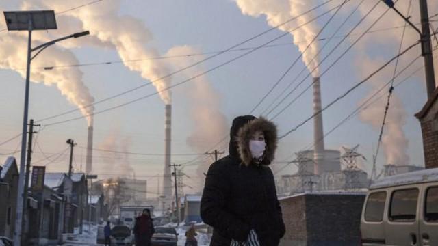 Αντίο άνθρακα για το Πεκίνο ( ; )