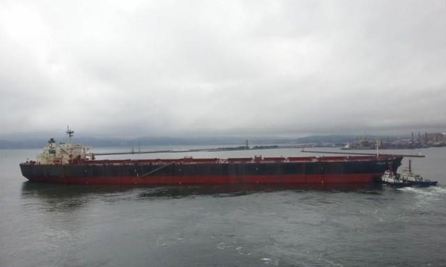 Εξαφανίστηκε νοτιοκορεάτικο πλοίο