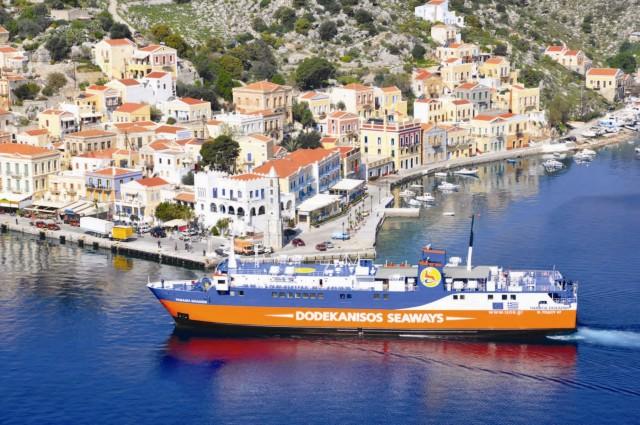 Η Dodekanisos Seaways αρχίζει καθημερινά δρομολόγια προς Πανορμίτη και Σύμη