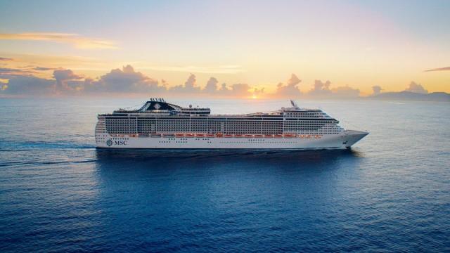 Η MSC Cruises αισιοδοξεί για αύξηση της επιβατικής κίνησης