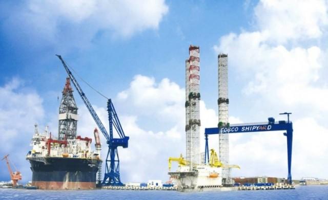 Στρατηγικές αναδιοργάνωσης της ναυπηγικής βιομηχανίας της Κίνας