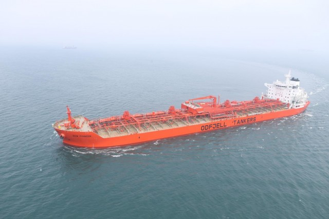 Η Odfjell συνεχίζει να επεκτείνει το στόλο της
