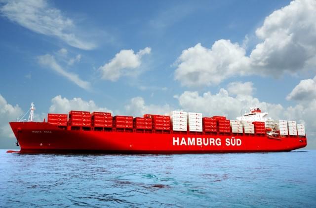 Η ΕΕ έδωσε το πράσινο φως για την εξαγορά της Hamburg Süd