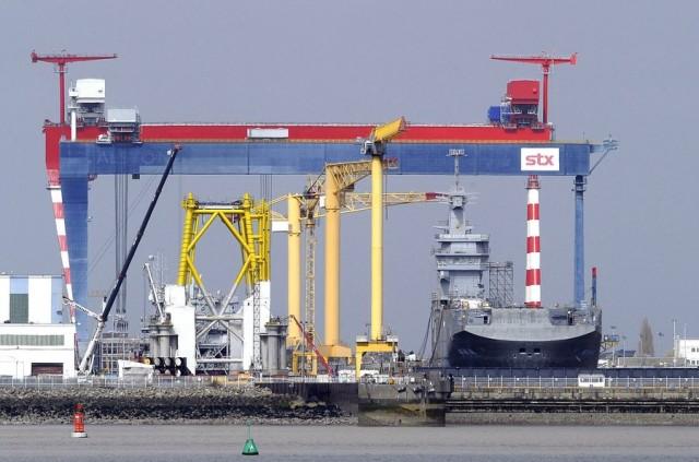 Ένα βήμα πριν την απόκτηση των γαλλικών ναυπηγείων STX France η Fincantieri